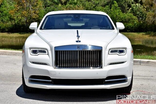 2017 Rolls-Royce Wraith  Royal Palm Beach FL