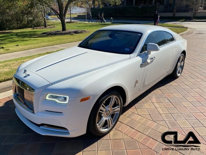 2017 Rolls-Royce Wraith  The Woodlands TX