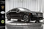 2017 Rolls-Royce Wraith Black Badge North Miami Beach FL