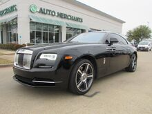 2017_Rolls-Royce_Wraith_Coupe,Leather,Navigation System,Bird's eye View Monitor_ Plano TX