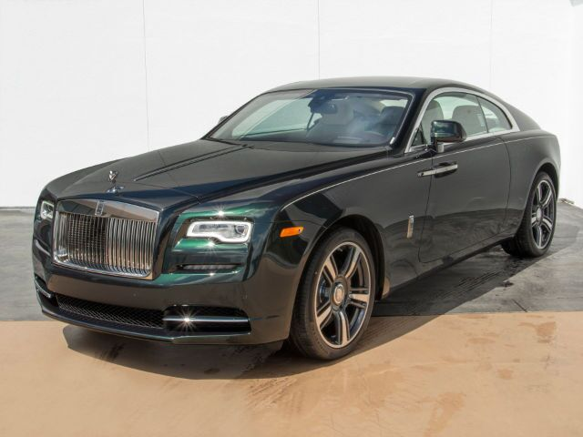 2017 Rolls-Royce Wraith Inspiration2 Package Los Gatos CA