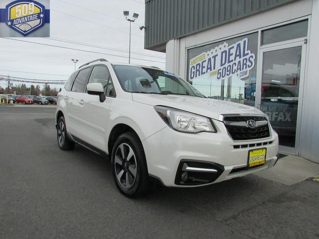 2017 SUBARU FORESTER 2.5I PREMIUM Spokane Valley WA