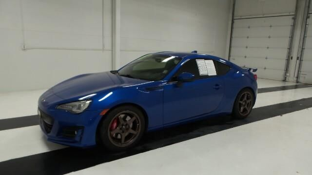 2017 Subaru BRZ Limited Manual Topeka KS