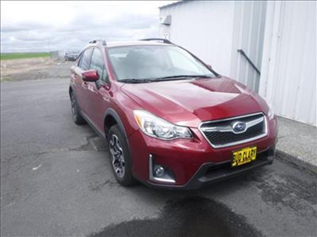 2017 Subaru Crosstrek 2.0i Limited All-wheel Drive Moses Lake WA