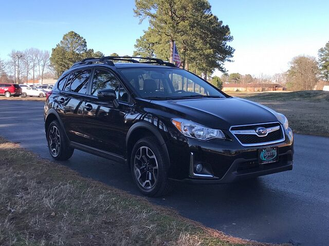 2017 Subaru Crosstrek 4d SUV Limited Virginia Beach VA