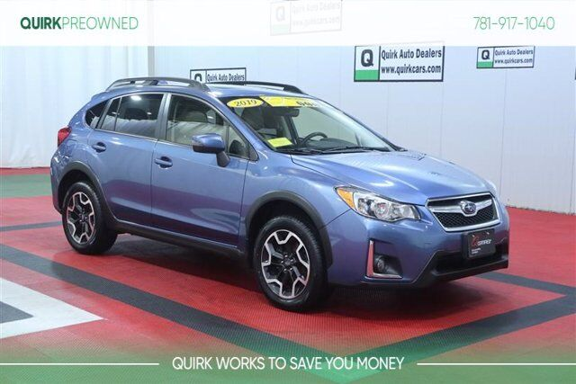 2017 Subaru Crosstrek Limited Braintree MA