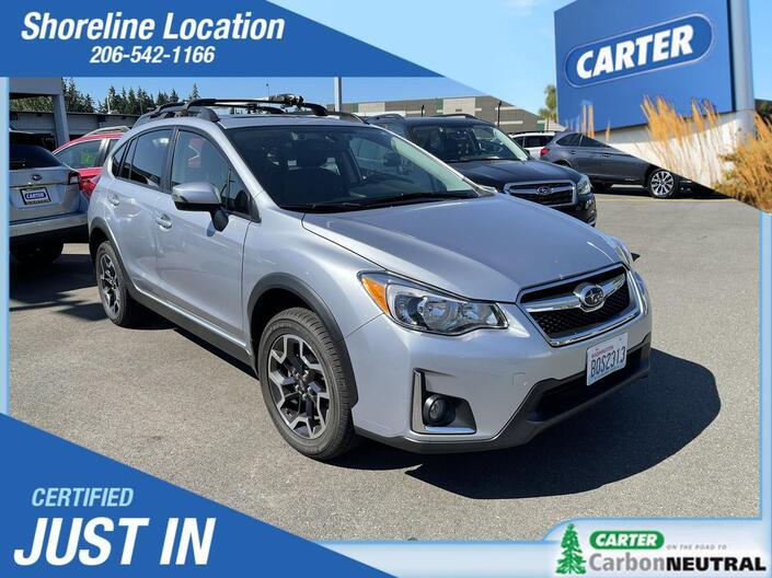 2017 Subaru Crosstrek Limited Seattle WA