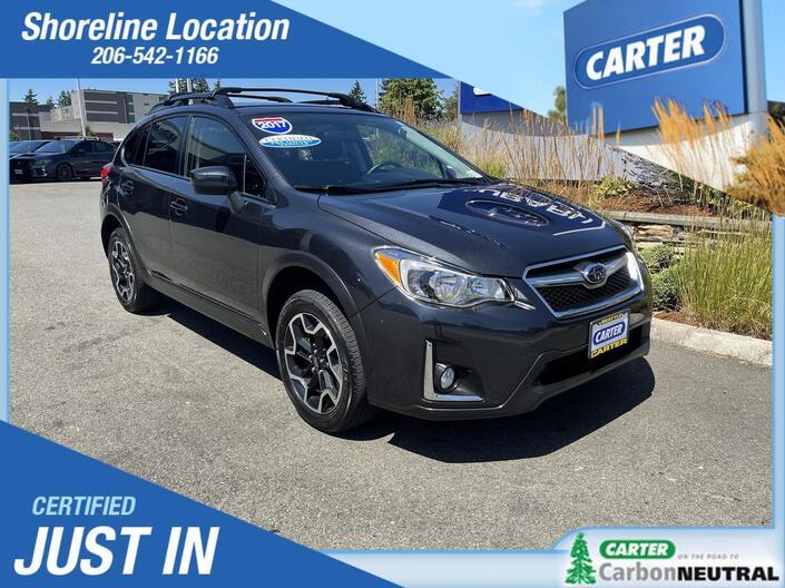 2017 Subaru Crosstrek Premium Seattle WA