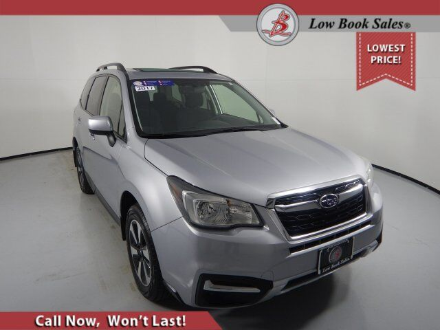 2017 Subaru FORESTER Premium Salt Lake City UT