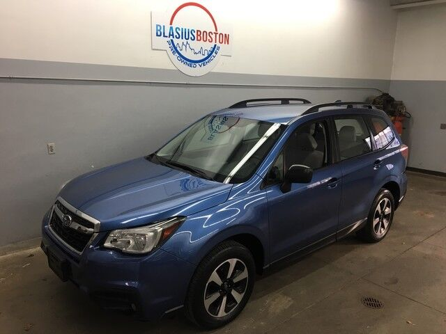 2017 Subaru Forester  Holliston MA