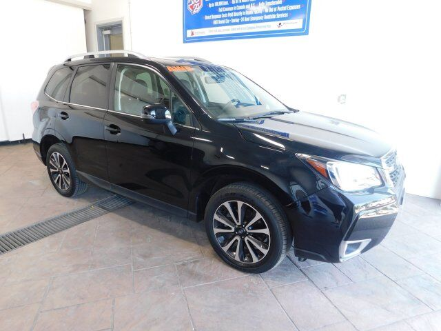 2017 Subaru Forester 2.0XT TOURING LEATHER NAVI SUNROOF Listowel ON