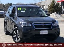 2017 Subaru Forester 2.5I White River Junction VT