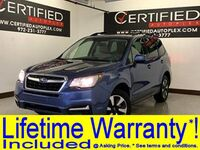 Subaru Forester 2.5i AWD PREMIUM PANORAMIC ROOF REAR CAMERA HEATED SEATS HEATED POWER MIRRO 2017