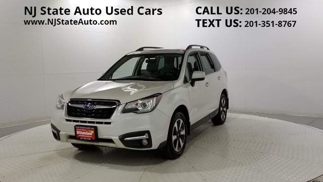 2017 Subaru Forester 2.5i Limited CVT Jersey City NJ