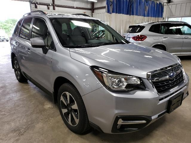 2017 Subaru Forester 2.5i Limited CVT Pittsfield MA