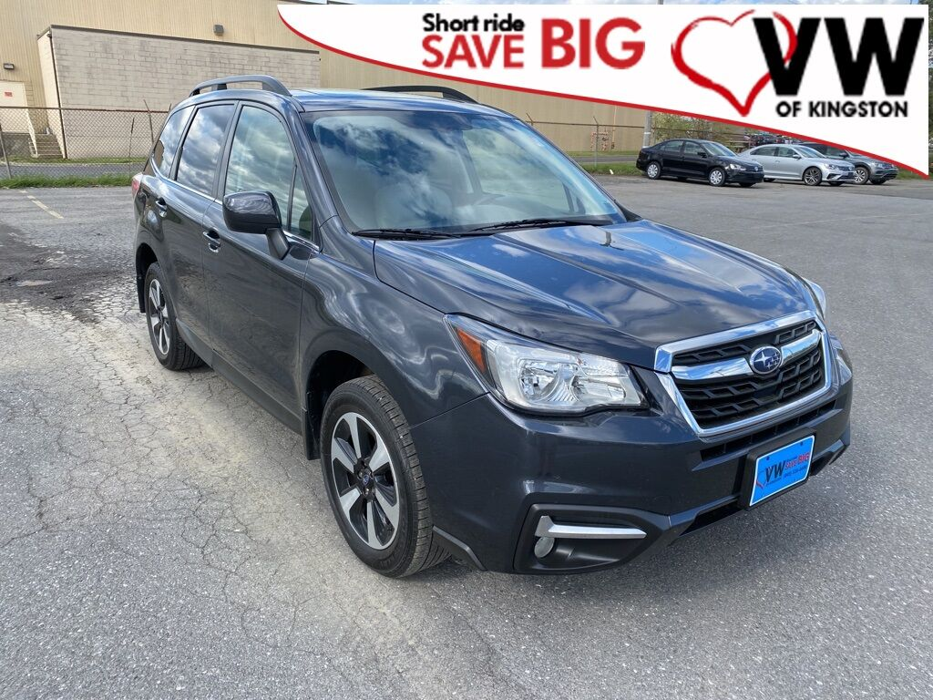 2017 Subaru Forester 2.5i Limited Kingston NY