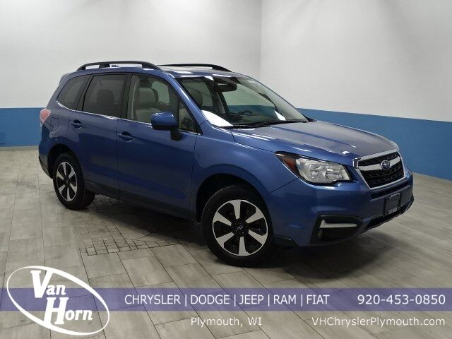 2017 Subaru Forester 2.5i Limited Plymouth WI