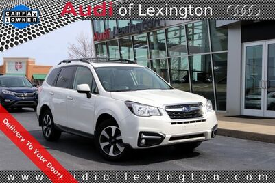 2017_Subaru_Forester_2.5i Limited_ Richmond KY
