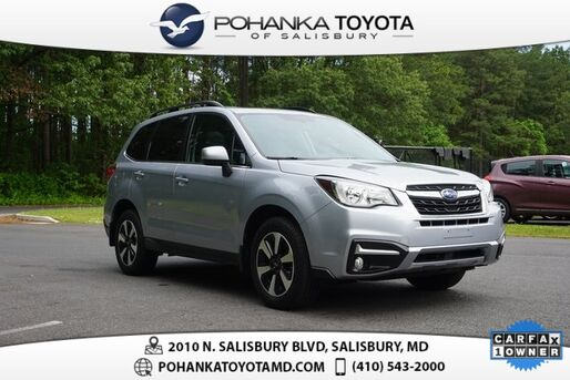 2017_Subaru_Forester_2.5i Limited_ Salisbury MD