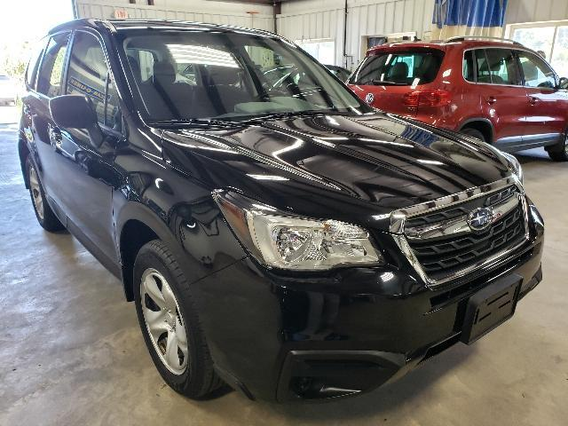 2017 Subaru Forester 2.5i Manual Pittsfield MA