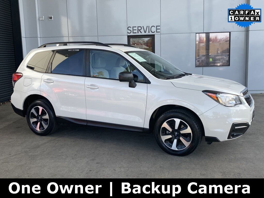 2017 Subaru Forester 2.5i Milwaukie OR
