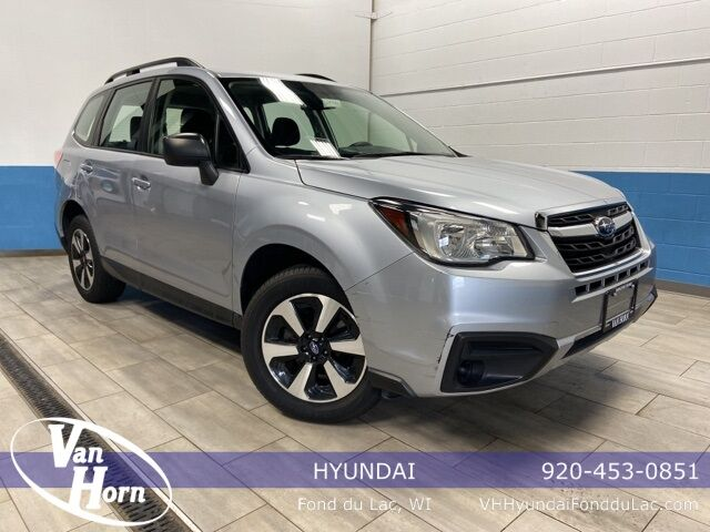 2017 Subaru Forester 2.5i Plymouth WI