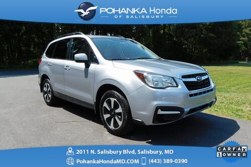 2017_Subaru_Forester_2.5i Premium AWD ** SUNROOF ** ONE OWNER **_ Salisbury MD