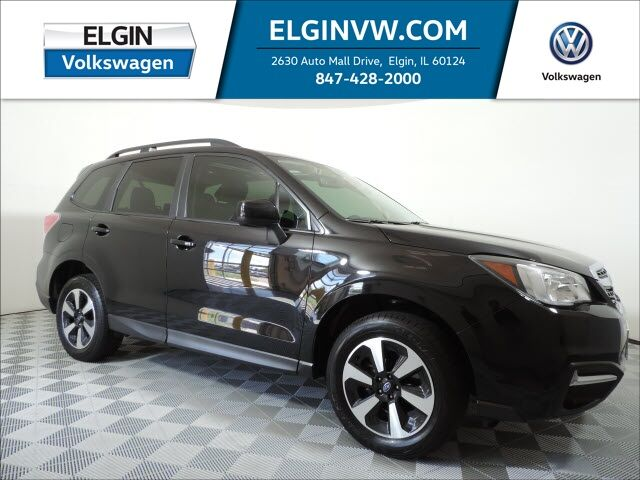 2017 Subaru Forester 2.5i Premium EYESIGHT PKG. Elgin IL