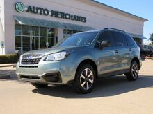 2017_Subaru_Forester_2.5i Premium PZEV CVT CLOTH, BACKUP CAM, BLIND SPOT, BLUETOOTH, UNDER FACTORY WARRANTY_ Plano TX