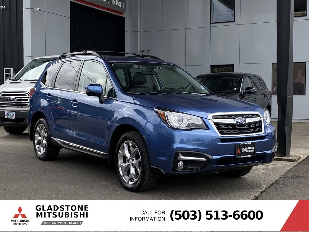 2017 Subaru Forester 2.5i Touring Milwaukie OR