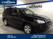2017_Subaru_Forester_AWD 2.5i - *ACCIDENT FREE/One owner*_ Winnipeg MB