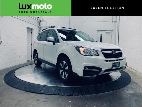 2017_Subaru_Forester_AWD Premium Heated Seats Backup Cam_ Portland OR