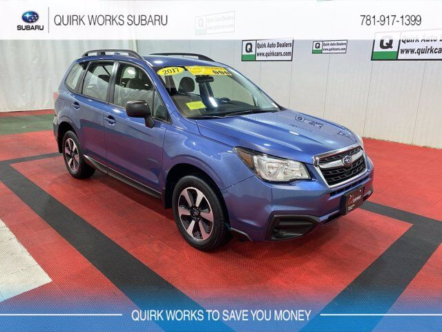 2017 Subaru Forester BASE Braintree MA