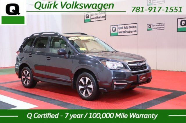 Subaru Warranty 2017 >> 2017 Subaru Forester Limited