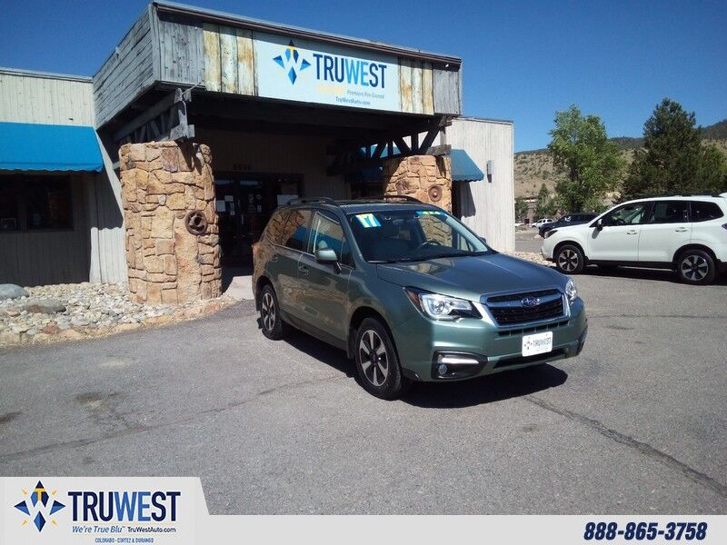 2017 Subaru Forester Limited Cortez CO