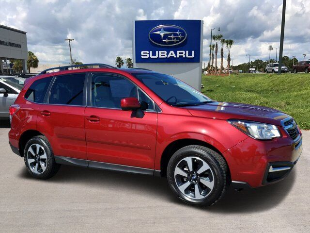 2017 Subaru Forester Limited Leesburg FL