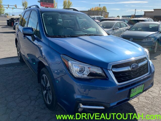 2017 Subaru Forester Limited Pleasant Grove UT