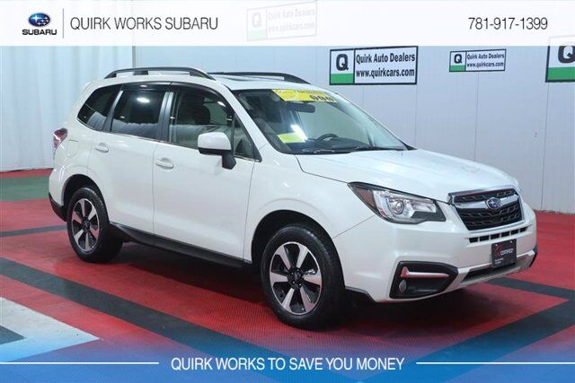2017 Subaru Forester Limited Braintree MA