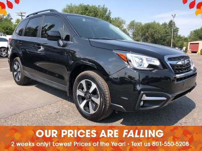 2017 Subaru Forester Limited Salt Lake City UT