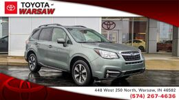 Used Subaru Forester 2017 Warsaw In