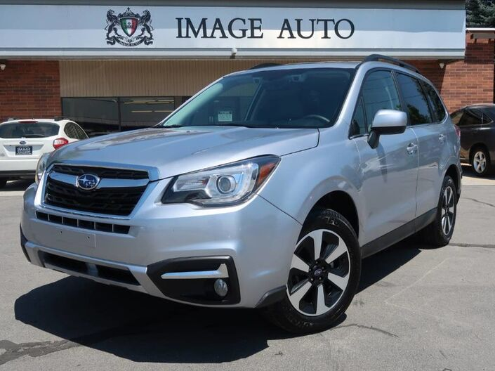2017 Subaru Forester Limited West Jordan UT
