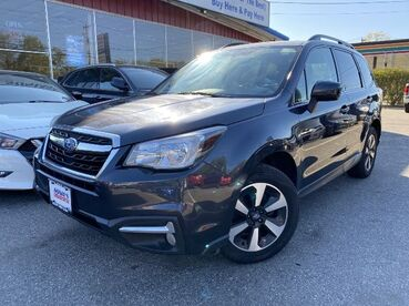 2017_Subaru_Forester_Limited_ Worcester MA