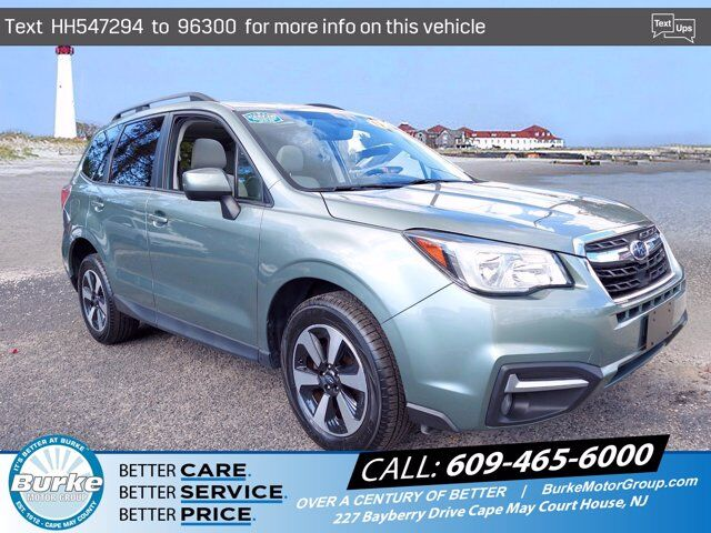 2017 Subaru Forester Premium Cape May Court House NJ