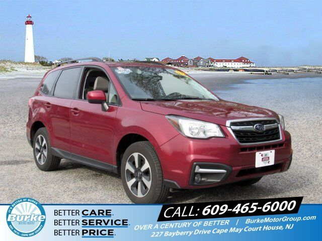 2017 Subaru Forester Premium South Jersey NJ