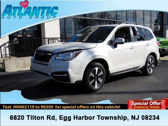 2017 Subaru Forester Premium Egg Harbor Township NJ