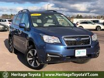 2017 Subaru Forester Premium South Burlington VT