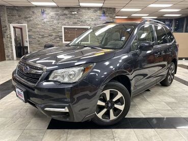 2017_Subaru_Forester_Premium_ Worcester MA