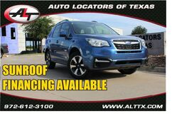 2017_Subaru_Forester_Premium with POWER SUNROOF_ Plano TX