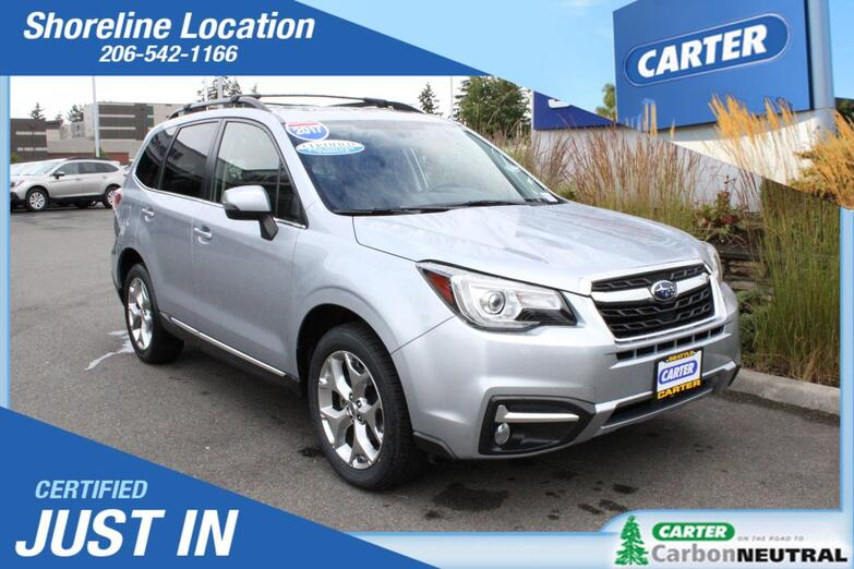 2017 Subaru Forester Touring Seattle WA