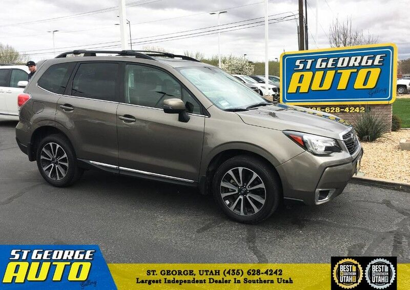 2017 Subaru Forester Touring St George UT
